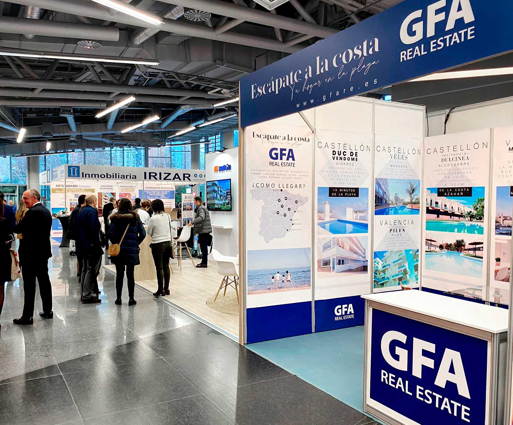 GFA Real Estate en la feria inmobiliaria SIE Home