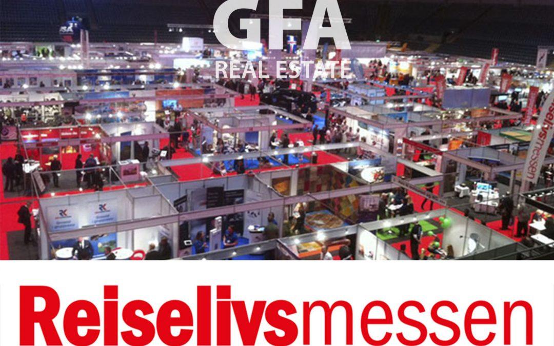 GFA REAL ESTATE PRESENTE EN REISELIVSMESSEN: