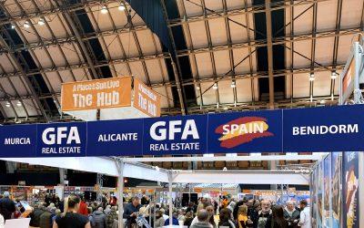 GFA Real Estate estará presente en A Place In The Sun London Olympia 2019