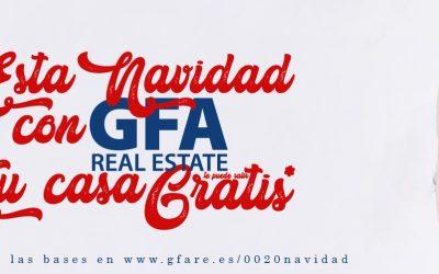 Con GFA, la Navidad está aquí!